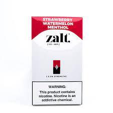 Zalt Strawberry Watermelon Menthol 4 Pods